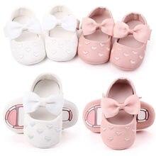 Niemowlę noworodek kokardka dziewczęca buty dziewczynka księżniczka haczyk i pętelka buciki buciki buty dla dzieci zapatos bebe