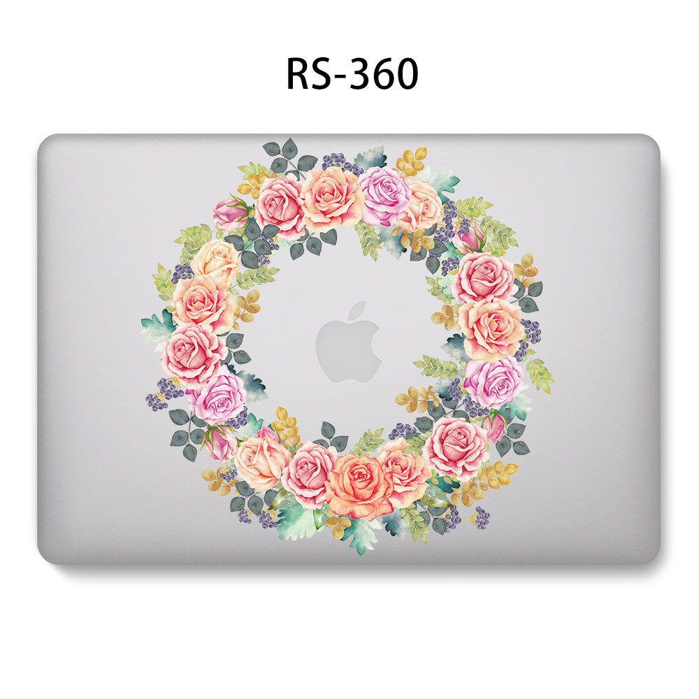 Soft Leaf Case for MacBook 100