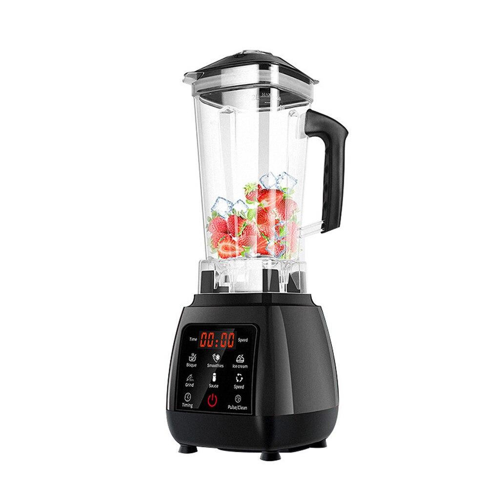 Home Kitchen Breakfast Soy Milk Maker Cooking Machine Smoothie Milkshake Machine