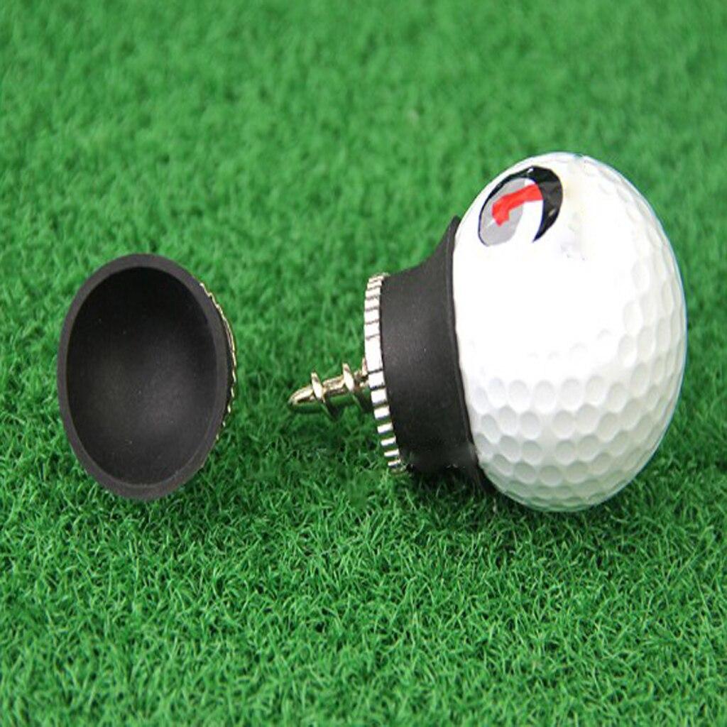 Golf Groove Sharpener 6 Head Cleaner & 1 Ball Pick Up Retriever Grabber Tool