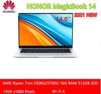 HONOR MagicBook 14 2021 portátil de 14,0
