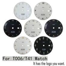 ينطبق 1853 ساعة T41 لي قفل T006 الرجال الميكانيكية الأصلي الهاتفي حرفية L164/264 1