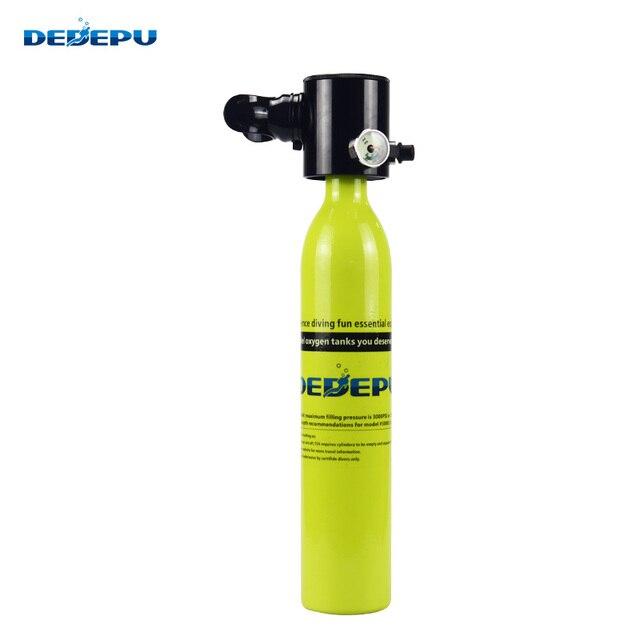 Купить dedepu кислородный резервуар для дайвинга 500 мл мини оборудование картинки