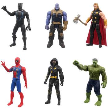 Hasbro Marvel Avengers zabawki Venom Batman Flash Superman Spiderman Thanos Hulk Iron Man Thor Model postaci zabawki dla dzieci tanie i dobre opinie lalki CN (pochodzenie) Unisex 30 cm PIERWSZA EDYCJA 3 lat Wyroby gotowe Marvel Toys Zachodnia animacja Produkty na stanie