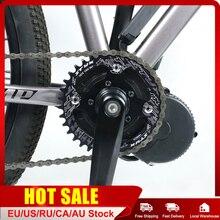 E 自転車チェーンホイールリングクモアダプタボルト104 bcd 32t 34t 36t 38t bafang BBS01B BB0S2B BBS01 BBS02モーター電動自転車