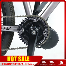 E Bike Chain Wheel Ring Spider Adapter Bolt 104 BCD 32T 34T 36T 38T For Bafang BBS01B BB0S2B BBS01 BBS02 Motor Electric Bicycle
