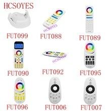 Milight FUT006 FUT007 FUT089 FUT096 FUT092 FUT095リモート2.4グラム4ゾーンledコントローラボタン/タッチrfワイヤレスリモート