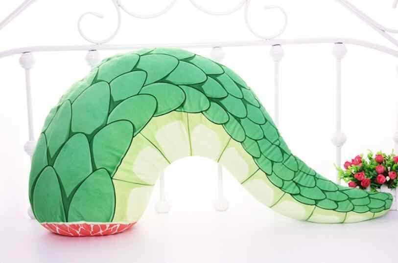 Anime Empregada do Dragão das Miss Kobayashi Tohru Cosplay Rabo De Pelúcia Travesseiro Brinquedos de Pelúcia Almofada Home Decor Collectible Gift Collection