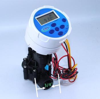 Z&W ZanChen ca1601 Irrigation Sprinkler Controller with (3/4 Inch Valve)
