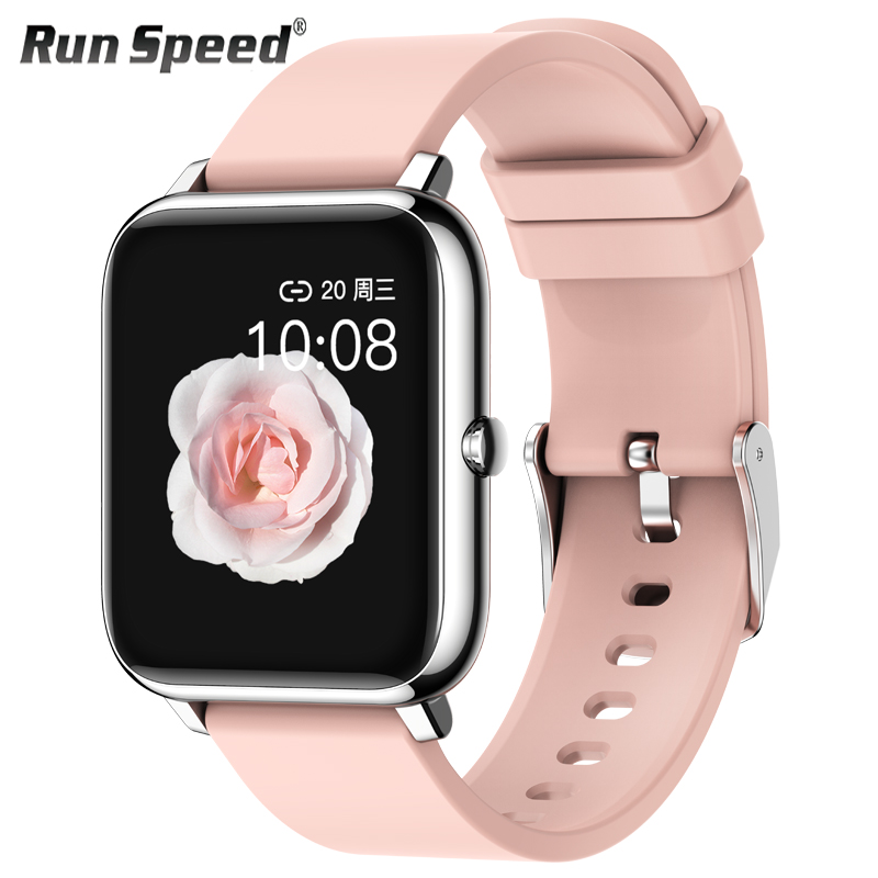 P22 Smart Watch Men Women Sport Clock Fitness Tracker Heart Rate Monitor Sleep Monitor IP67 Smartwatch for OPPO Android IOS