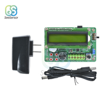 5MHz DDS Signal Generator Source Module 1602 LCD Display Sine/Triangle/Square Wave TTL Output Storage Recall Functions