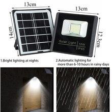 36 led Solar Flood Light Solar Street wall Lamp Waterproof Outdoor Garden rotable Spot Lights Floodlight panel 1.7M far away new
