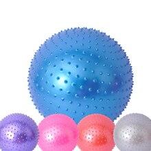 FDBRO спортивные мячи для йоги, тренировки, колючий массаж, бал-точка, фитнес-зал, фитбол для баланса, упражнений, пилатеса l 55 см 65 см 75 см 85 см