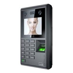 TCP Biometrische Fingerprint & gesicht Access Control gerät System unterstützung 500 stücke gesichter/1500 figners 2,8 inch LCD RFID IC karte option