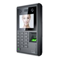 Tcp biométrico fingerprint & face dispositivo de controle acesso suporte 500 pces rostos/1500 figners 2.8 polegada lcd rfid ic cartão opção|Dispositivo de reconhecimento facial|   -