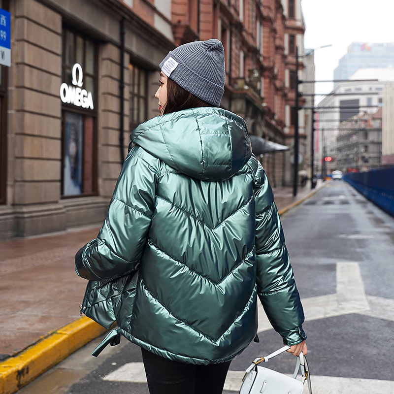 2020 New Winter  Parkas High Quality Hooded Coat Women Fashion Jackets Winter Warm Woman Clothing Casual  Jacket
