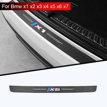 Автомобильная наклейка для багажника BMW X1 X3 X4 X5 X6 G01 F15 F16 F49 F86 F85 G05 G08 F48 F25 F26 E84 E83 E71 E70 E72, автомобильные аксессуары