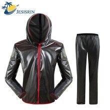 Chubasquero deportivo para hombre y mujer, traje impermeable para pescar al aire libre, a la moda, Unisex, para montar en motocicleta, impermeable, para adultos
