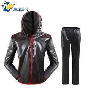 Image 1 - Chubasquero deportivo para hombre y mujer, traje impermeable para pescar al aire libre, a la moda, Unisex, para montar en motocicleta, impermeable, para adultos
