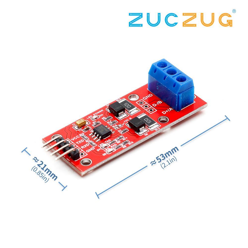 MAX3485 Module TTL To RS485 Module MCU Development Accessories