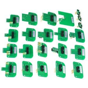 Image 5 - BDM Sonda SIM Card e Adattatori 22pcs Per KESS KTAG BDM100/CMD100/FGTECH V54 Led BDM Frame Set Completo di ECU programmatore BDM con Frer La Nave