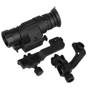 Image 4 - New PVS 14 Infrared Night Vision Monocular Digital Tactical Night Vision Scope For Shooting Telescope