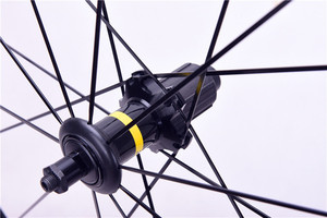 Image 2 - 700C Cosmic Elite Rennrad Fahrrad Ultraleicht Aluminium Legierung V Bremse Räder 40mm Laufradsatz Felgen