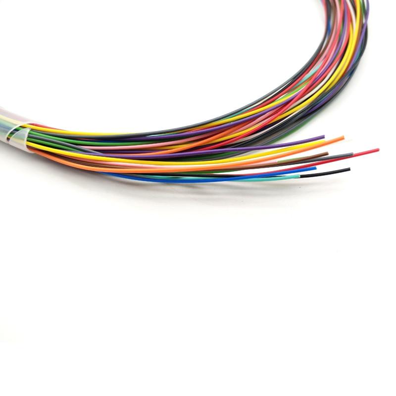 12 цветов SC Multimode мм OM3 0,9 мм 1 м 1,5 м 2 м волоконно-оптическая косичка LSZH