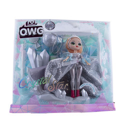 Lol ¡Sorpresa! Invierno Disco de O.M.G Cristal estrella 2020 edición coleccionable moda muñeca de juguete para niña regalo de cumpleaños