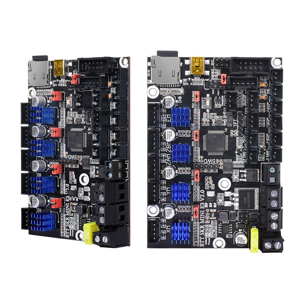 cheapest BIGTREETECH SKR Mini E3 V2 Control Board 32 Bit With TMC2209 Driver For CR10 Ender 3 Pro 5 Upgrade VS SKR V1 4 3D Printer Parts