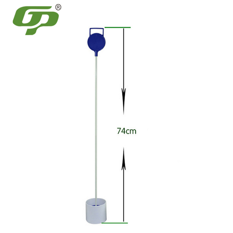 Manufacturers Direct Selling Golf Green Flag Stick Practice Flag Stick Green Flagpole Group Hole Golf Supplies