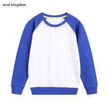 Mudkingdom/комплекты свитшоты с длинными рукавами для мальчиков