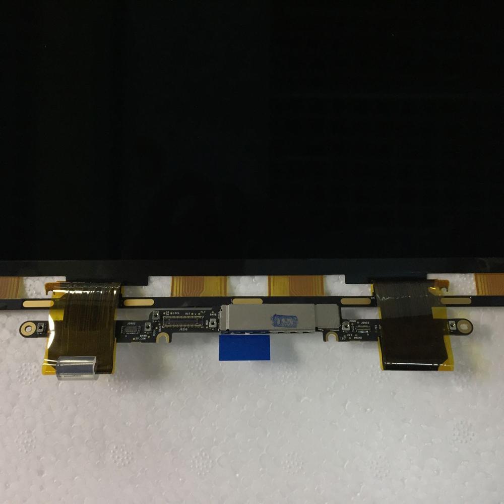 """Novo original 13.3 """"tela lcd de vidro retina para macbook pro retina a1706 a1708 painel lcd replacemet portátil 2016 2017-3"""