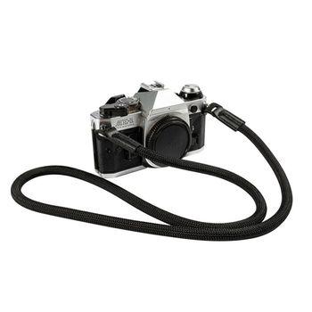 Hızlı Teslimat 100cm Kamera Omuz Askısı El Yapımı Naylon Tırmanma Halatı Kemer Kordon Aynasız Dijital Fotoğraf Makineleri