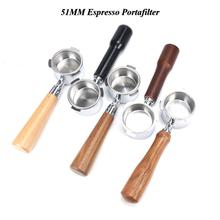 51 мм эспрессо portafilter для delonghi ec685 ec680 кофе голый