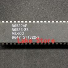 5 unids/lote  R6522AP R6522P R6522 DIP 6522