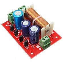 400 Вт спикер Кроссовер 2 way high low 4 16 Ом делитель частоты