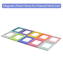 Magnetic Photo Frame For Polaroid Mini3 Inch Creative Fridge Magnet Magnetic Photo Frame For Polaroid Mini3 Inch Creative Fridge(China)