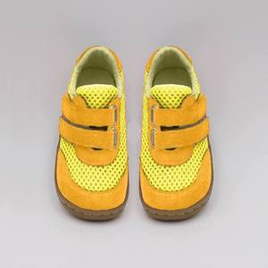 Image 2 - Tipsietoes Top Brand 2020 Spring Fashionable Net Breathable Sports Running Shoes For Girls And Boys Kids Barefoot Sneakers