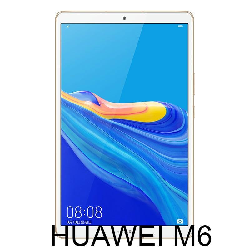 Newest Best Tabelt HUAWEI MediaPad M6 Pad 4G LTE/WiFi  8.4 Inch 2K Display Octa Core 13MP Camera Harman Kardon 6100 MAh Battery
