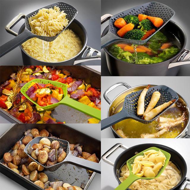 Cookware Non-stick Colanders
