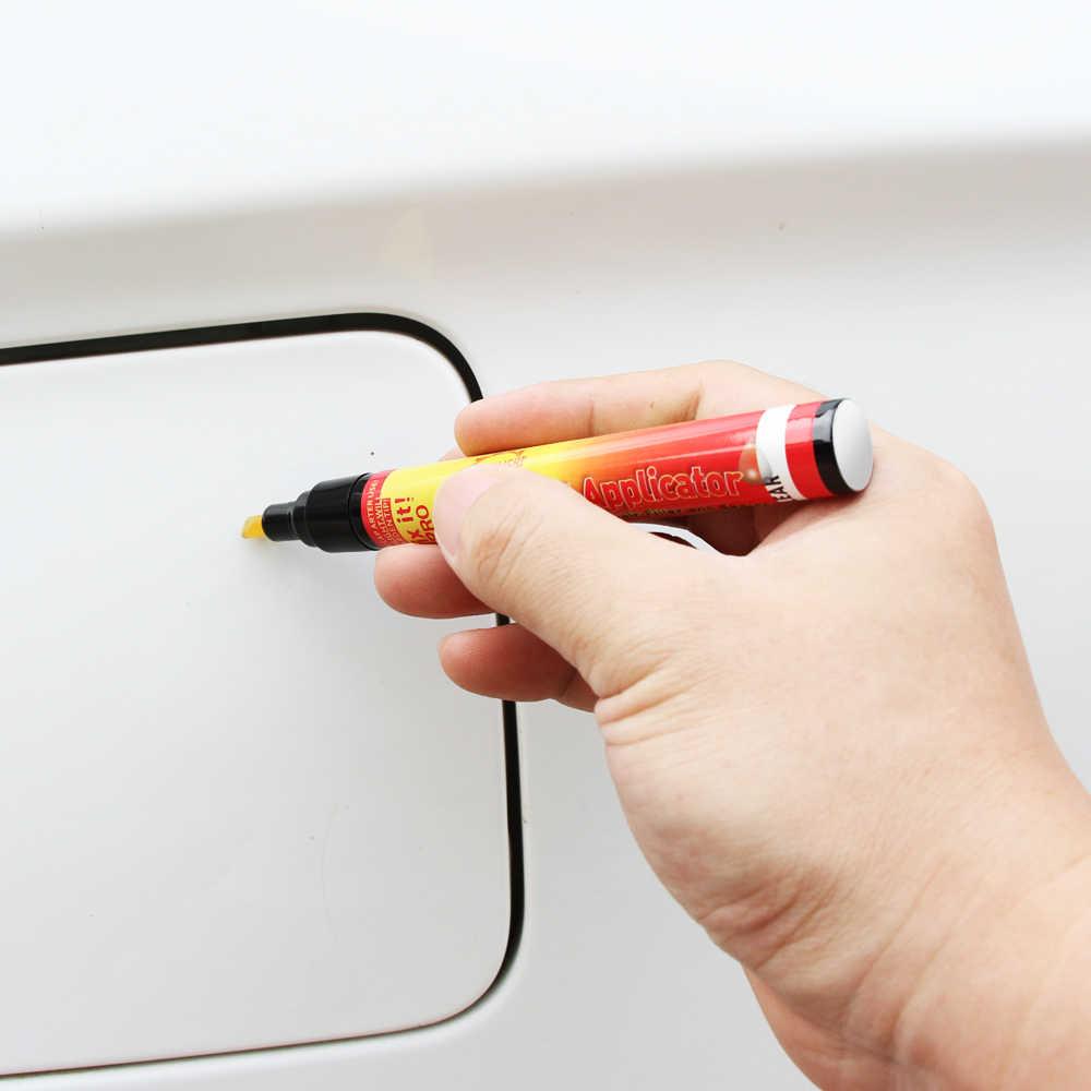 Stylo de peinture de stylo de décapant de réparation d'éraflure de voiture pour la Fusion de Ford Focus EcoSport Kuga Mondeo Everest Transit personnalisé Tourneo personnalisé