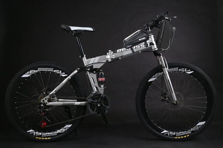 1000 Вт 26 дюймов Электрический велосипед 48V 15ah литий Батарея Электрический горный велосипед 1000 Вт Мотор складываемый электровелосипед мощный...