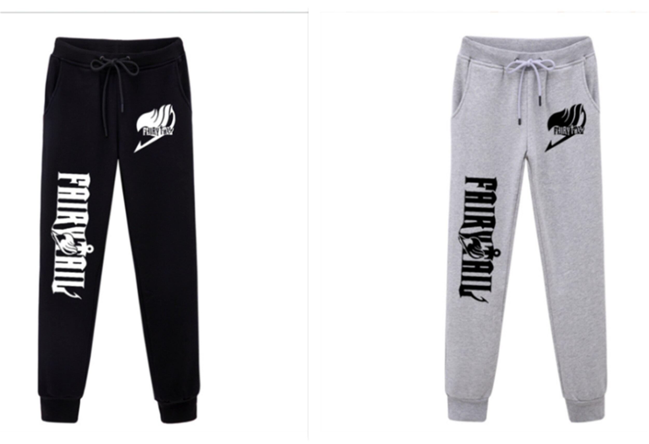 Pantalon Deportivo Fairy Tail Distintos Disenos Kokohai
