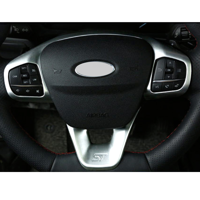 Protect Steering Wheel Cover for Ford 15-18 Focus 17 18 Escape paddle shifters