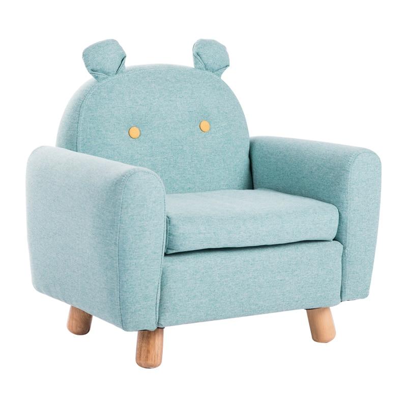 Children's Room Sofa Boy Lazy Seat Suit Baby Kindergarten Cartoon Animal Mini Princess Small Sofa Chair