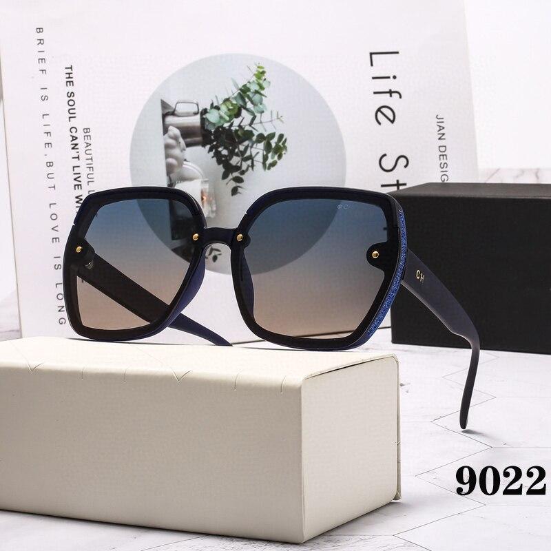 2020 Fashion Oversized Women Sunglasses Polarized Luxury Brand Designer Female Big Frame Gradient Sun Glasses UV400 Gafas Oculos