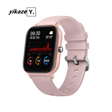 2020 P8 Smart Watch Men Women Sport IP67 Waterproof Clock He