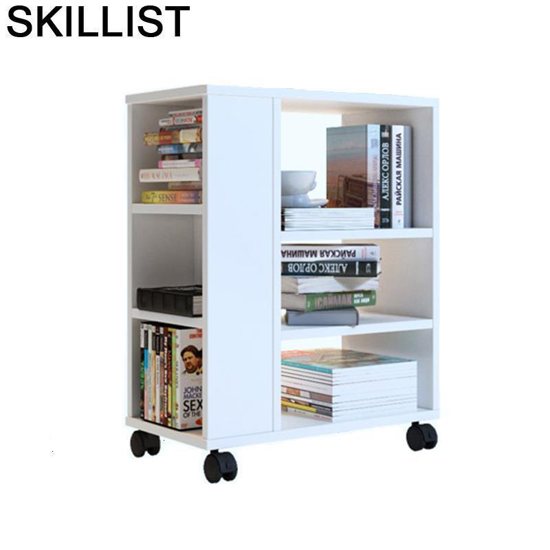 Ladder Shelf Kid Bookshelf Shabby Mobili Per La Casa Storage Dekoration Libreria Scaffale Home Furniture Bookcase Book Case Rack