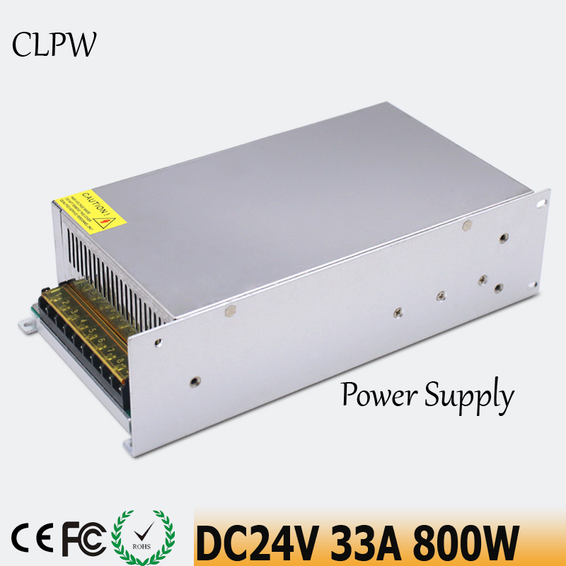 Switching power supply 800W 12V 66A 15V 24v 36V 48V 60V 70V 80V 90V 100V 110V 120V Light Transformer/switching DC/AC single image